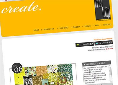 LT webpage