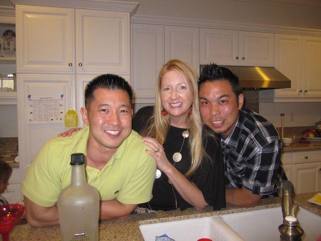 Gene, Erin and Ben